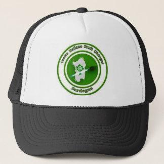 It berretto idiot it logo LED CISU SARDEGNA Trucker Hat