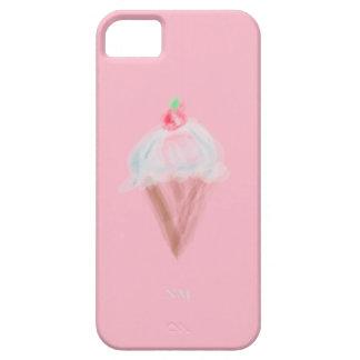 It hoists Creamy iPhone 5 Case