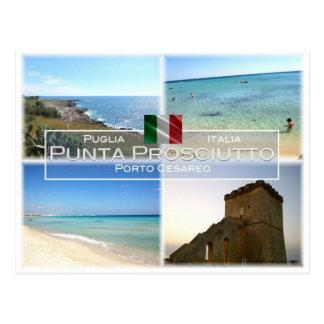 IT Italy - Apulia - Punta Prosciutto -  - Postcard