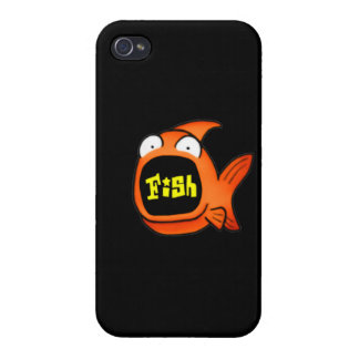 It's A Fish iPhone 4/4S Covers