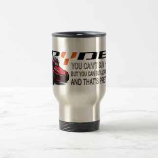 It ultima the mug with Can-am Spyder RT LTD -2016
