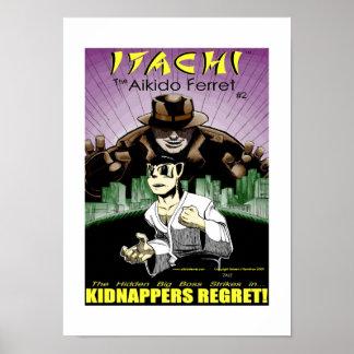 Itachi Color Cover #2 Poster