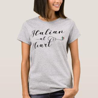 Italian At Heart Tee Shirt, Italy