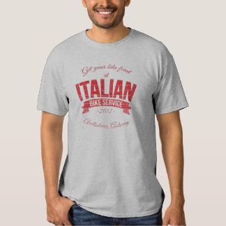 Italian Bike service T Shirts