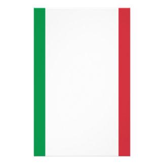 Italian Flag - Flag of Italy - Italia Stationery