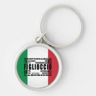 Italian Godsons : Qualities Keychains