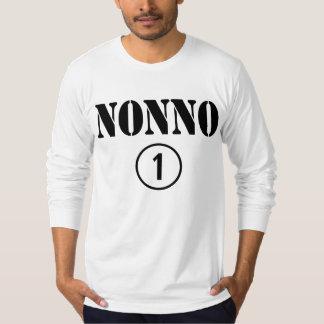 Italian Grandfathers : Nonno Numero Uno T-Shirt