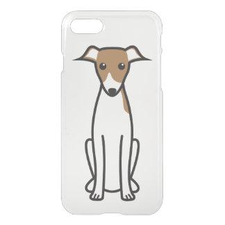 Italian Greyhound Dog Cartoon iPhone 8/7 Case