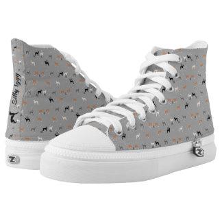 Italian Greyhound Dog Shoes Iggy Sneakers