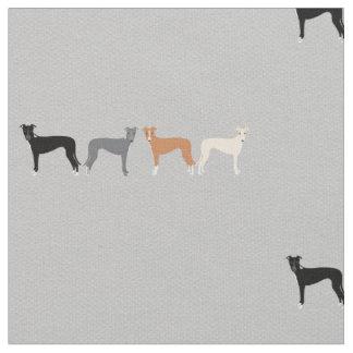 Italian Greyhound Fabric Iggys