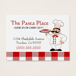 230 italian chef business cards and italian chef business card italian restaurant business card colourmoves