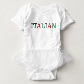 Italian Tutu Baby Bodysuit