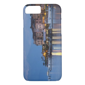Italy, Como Province, Bellagio. Town view, iPhone 8/7 Case