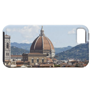 Italy, Florence, Cityscape with Duomo Tough iPhone 5 Case