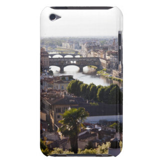 Italy, Florence, Ponte Vecchio and River Arno Case-Mate iPod Touch Case