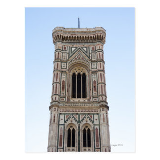 Italy, Florence, Tower in old town Postcard