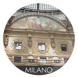 ITALY MILAN PLATE