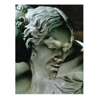 Italy, Rome Vatican, Pieta by Michelangelo Postcard