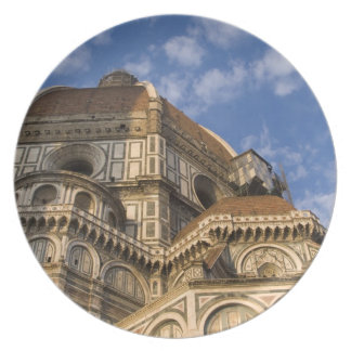 Italy, Tuscany, Florence. The Duomo. 2 Dinner Plates