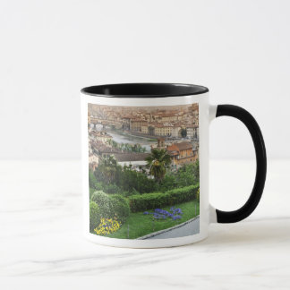 Italy, Tuscany, Florence. View of city from Mug