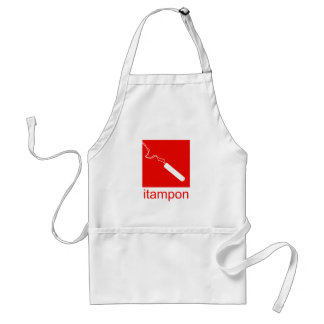 iTampon Adult Apron