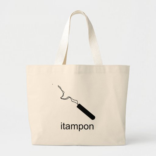 itampon tote bags