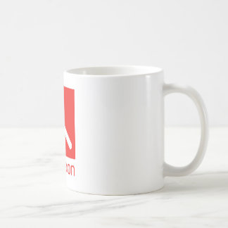 itampon basic white mug