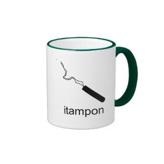 iTampon Ringer Coffee Mug