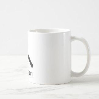 itampon classic white coffee mug