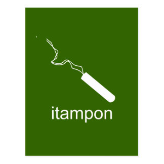 iTampon Postcard