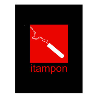 iTampon Post Card