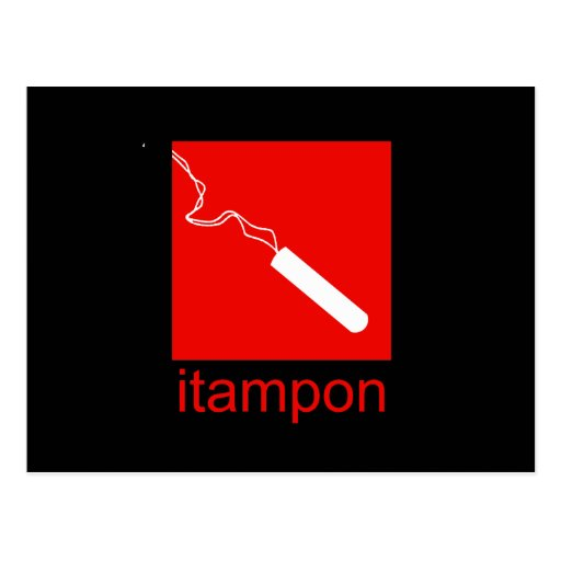 iTampon Post Cards