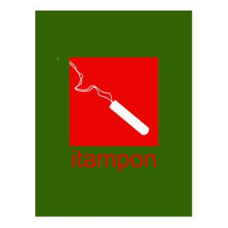 iTampon Postcards