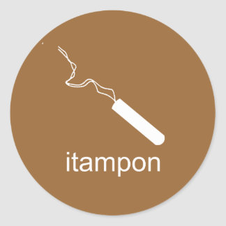 iTampon Stickers