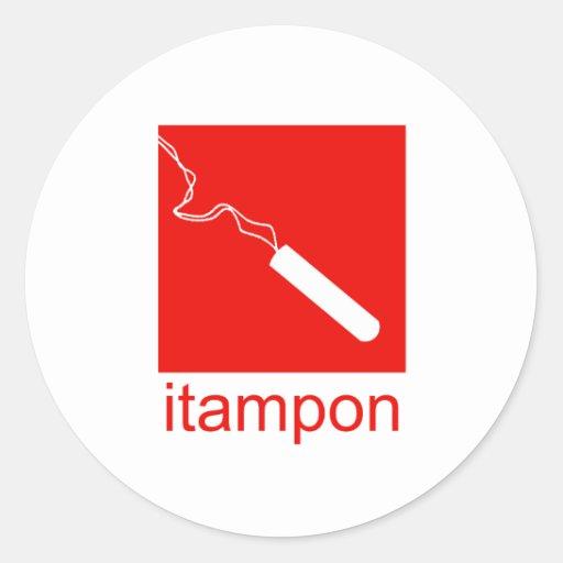 iTampon Sticker