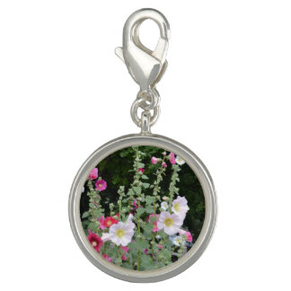 Items featuring scenes from a cottage garden bracelets