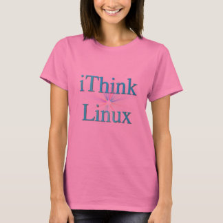 iThink Linux, Designs by Che Dean T-Shirt