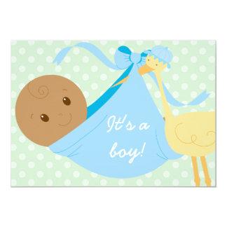 It's A Boy Baby Shower Invite