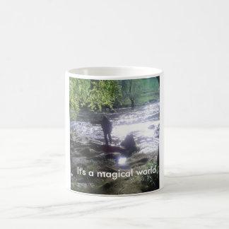 It's a magical world mug 4