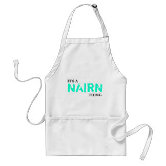 IT'S A NAIRN THING APRONS