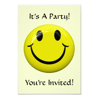 It's A Party! Invitation