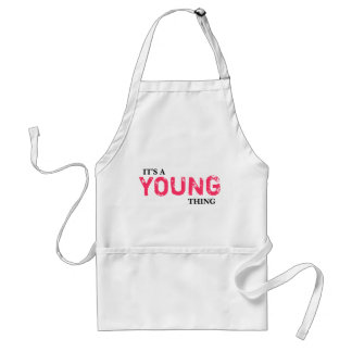 IT'S A YOUNG THING! STANDARD APRON