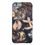 """It's All About the Cats"" iPhone 6 case Barely There iPhone 6 Case"