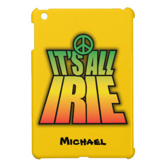 It's All Irie iPad Mini Cover