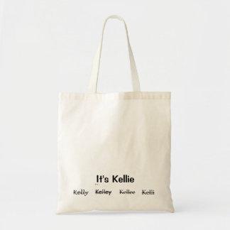 It's Kellie Totebag Tote Bag