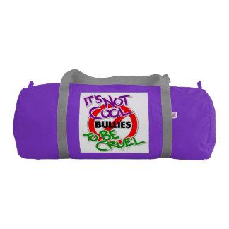 It's Not Cool Duffle Gym Bag Gym Duffel Bag