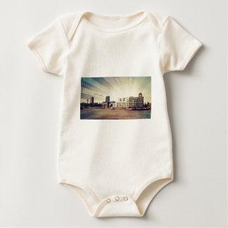 It's not Manhattan Baby Bodysuit