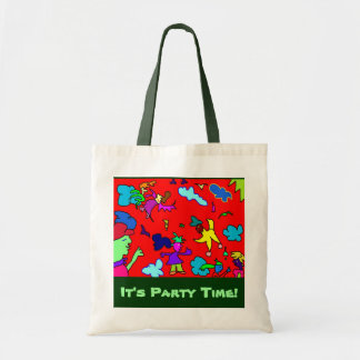 """""""It's party time!"""" - Tree wanting bag"""