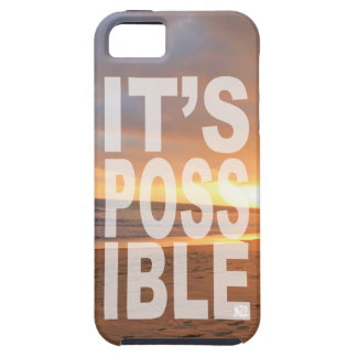 It's Possible Sunset Case-Mate iPhone 5/5S