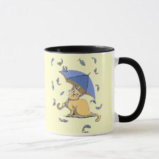 """""""It's raining Fish!"""" Mug"""